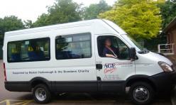 Age concern Ambulance