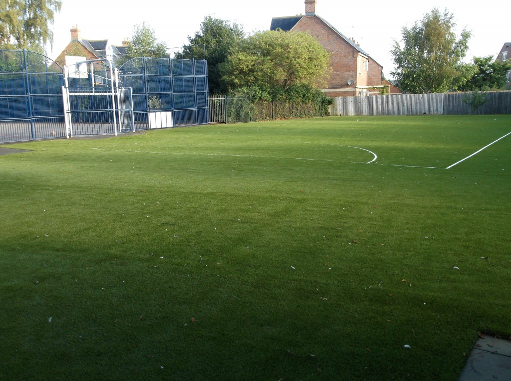 Little Bowden School Astroturf
