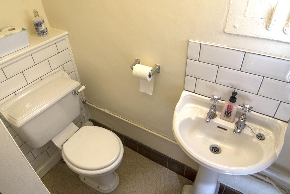 Toilet Facilities - The Old Grammar School